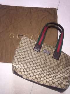 Gucci Bag 日本中古店購入