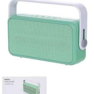 MINISO Speaker DS-2066 (Green)