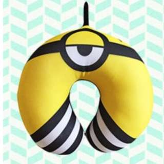 Minions neck pillow for kids