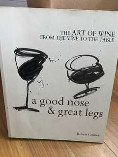 Pre-loved... A Art of Wine.. A Good nose & great legs