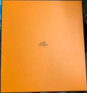 Hermes紙盒