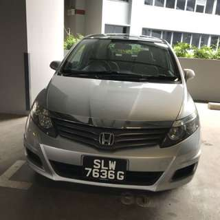 Honda Airwave (Skyroof) for Long Term Rental