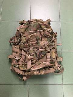 US Army Issue Multicam OCP Assault Pack