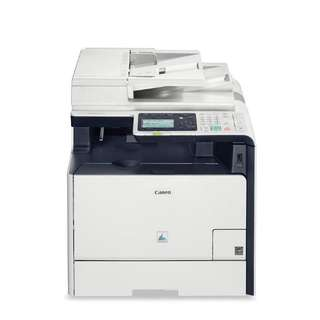 Canon printer MF8580CDW wireless