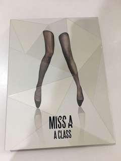 Miss a 韓版專輯 A class Touch