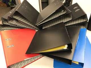 Box file $5 each