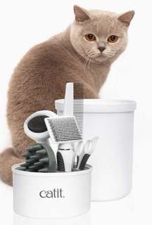Complete Premium Cats Grooming Tools