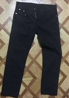 Black Pants, Brand New (Size 31)