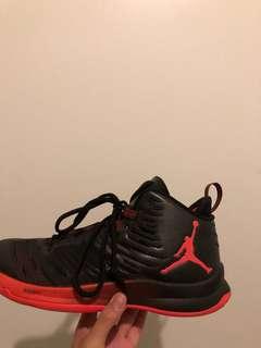 AJ basketball shoes