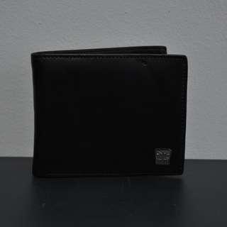 Deckas Men's Black Wallet