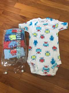 Onsies Set of 5