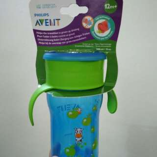 BNIB Avent Grown up cup