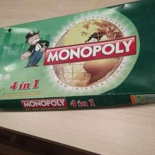 Monopoly Impor Bekas