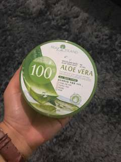 May Island Aloe Vera Soothing Gel