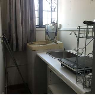 Studioroom Near Dakota / Paya Lebar Mrt, Privacy, include pub wifi.