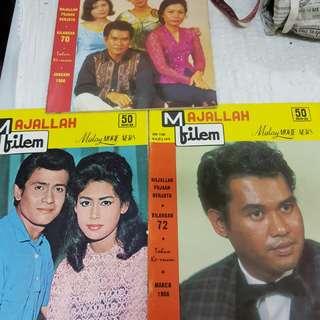 Majallah filem malay Movie News