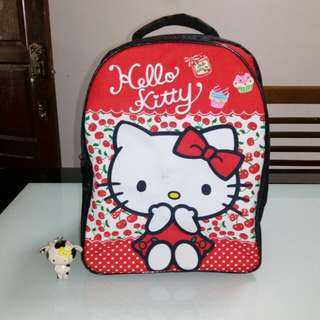 Hello kitty bagpack