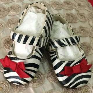 Flatshoes Baby Zebra