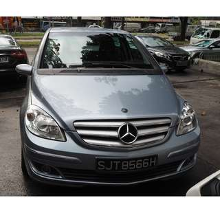 ORIGINAL USED MERCEDES W245 B170 2008 MODEL PARTS FOR SALE (07016)