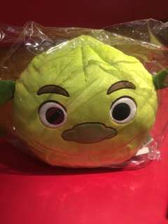 Shrek cushion kou kou