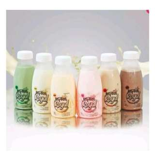 ROYAL JELLY DRINK GRATIS 2 MIN.50