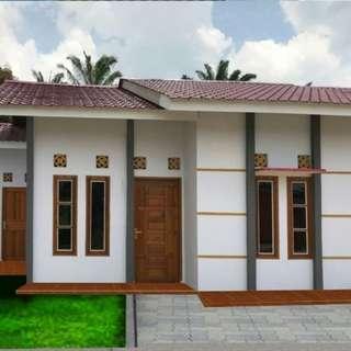 Rumah murah tipe 60
