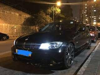 BMW 320I (1991cc) 2007