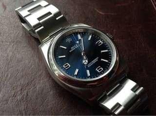[Cheap] Rolex 116000 Complete Local Set 36mm 2012