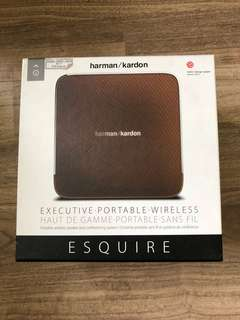 Speaker harman kardon esquire big new original bergaransi