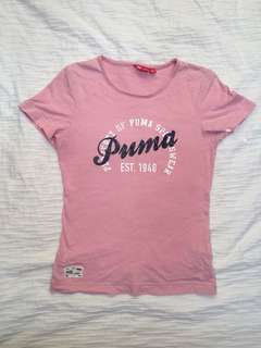 Vintage puma top size small