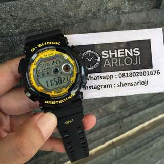 Casio G-Shock Gshock GD-100DTW Original