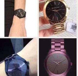 Limited Edition MK Watch