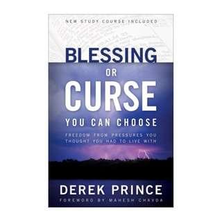 [eBook] Blessing or Curse - You Can Choose - Derek Prince