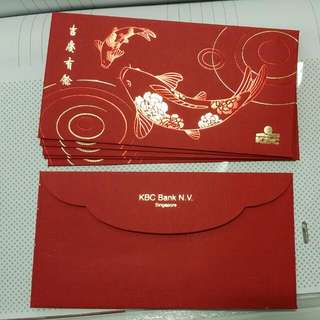Red Packet - KBC Bank NV Singapore