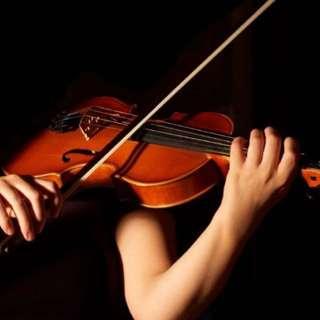 Piano and Violin lesson