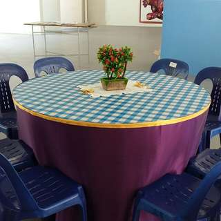 Renting Chair @ Table @ Tentage @Backdrop @ Skirting