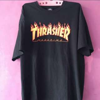 Thrasher origin