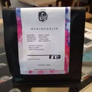 Beans Weninggalih (Roasted)
