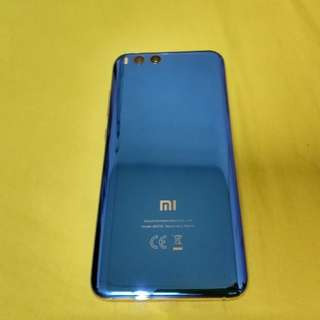 小米6亮藍色