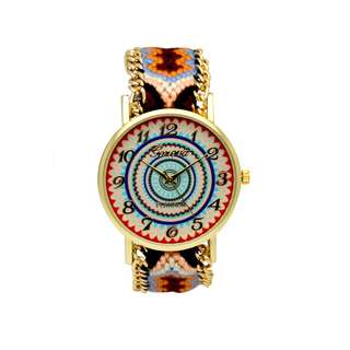 Geneva DejaVu Boho Watch Summer