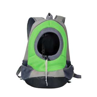 Pet Backpack Transportation for Dog and Cat (Green)