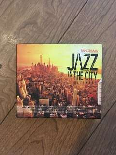 CD The Jazz In The City