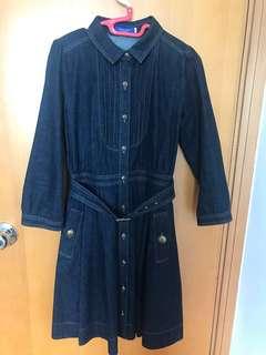 Burberry Blue Label 牛仔裙