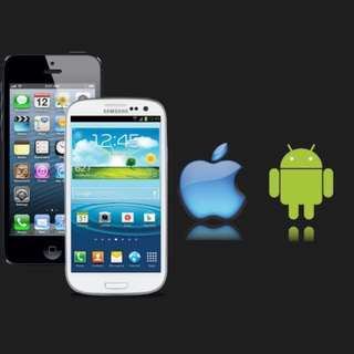 Mobile App Development (Android & iOS)