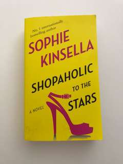 Sophie Kinsella Shopaholic to The Stars