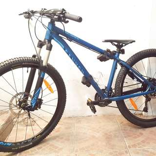 Whole mountain bike for sale