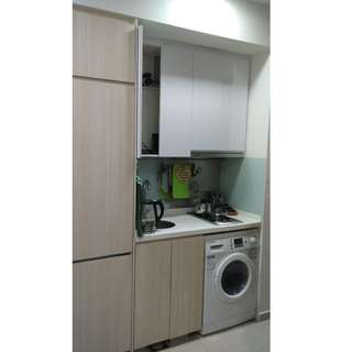 Fully Furnished Compact 3bedder for Rent!!