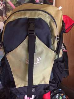 Tas Backpack Jack Wolfskin