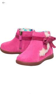 UGG Libbie bow-details girl boots