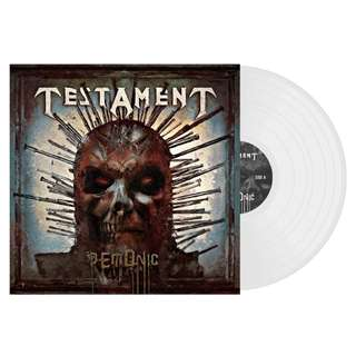 Testament ‎– Demonic Limited Edition (White) Vinyl LP